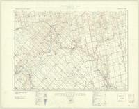 Bolton, ON. 1:63,360. Map sheet 030M13, [ed. 4], 1934