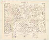 Bolton, ON. 1:63,360. Map sheet 030M13, [ed. 5], 1938