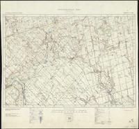 Bolton, ON. 1:63,360. Map sheet 030M13, [ed. 6], 1939