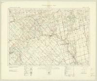 Bolton, ON. 1:63,360. Map sheet 030M13, [ed. 7], 1940