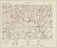 Bolton, ON. 1:63,360. Map sheet 030M13, [ed. 7], 1940