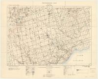 Markham, ON. 1:63,360. Map sheet 030M14, [ed. 1], 1914