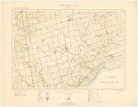 Markham, ON. 1:63,360. Map sheet 030M14, [ed. 2], 1917