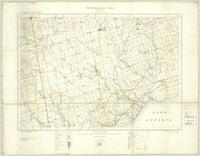 Markham, ON. 1:63,360. Map sheet 030M14, [ed. 3], 1922
