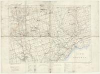 Markham, ON. 1:63,360. Map sheet 030M14, [ed. 4], 1930