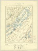 Mallorytown, ON. 1:63,360. Map sheet 031B05, [ed. 1], 1907