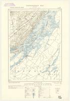 Mallorytown, ON. 1:63,360. Map sheet 031B05, [ed. 4], 1926