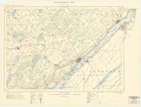 Brockville, ON. 1:63,360. Map sheet 031B12, [ed. 1], 1908