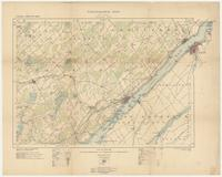 Brockville, ON. 1:63,360. Map sheet 031B12, [ed. 2], 1914
