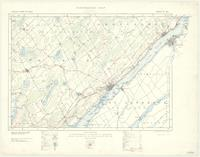 Brockville, ON. 1:63,360. Map sheet 031B12, [ed. 3], 1933