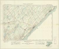 Brockville, ON. 1:63,360. Map sheet 031B12, [ed. 4], 1940