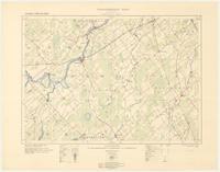 Merrickville, ON. 1:63,360. Map sheet 031B13, [ed. 2], 1915