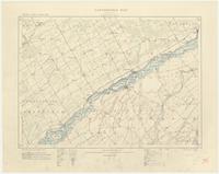 Morrisburg, ON. 1:63,360. Map sheet 031B14, [ed. 1], 1908