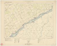 Morrisburg, ON. 1:63,360. Map sheet 031B14, [ed. 2], 1915