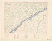Morrisburg, ON. 1:63,360. Map sheet 031B14, [ed. 3], 1924