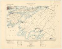 Wolfe Island, ON. 1:63,360. Map sheet 031C01, [ed. 1], 1914