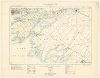 Wolfe Island, ON. 1:63,360. Map sheet 031C01, [ed. 2], 1915