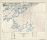 Wolfe Island, ON. 1:63,360. Map sheet 031C01, [ed. 4], 1940