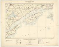 Bath, ON. 1:63,360. Map sheet 031C02, [ed. 1], 1916