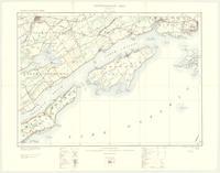 Bath, ON. 1:63,360. Map sheet 031C02, [ed. 2], 1923