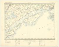 Bath, ON. 1:63,360. Map sheet 031C02, [ed. 3], 1934