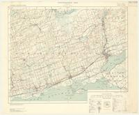 Trenton, ON. 1:63,360. Map sheet 031C04, [ed. 1], 1932