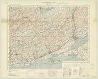 Trenton, ON. 1:63,360. Map sheet 031C04, [ed. 4], 1938