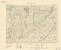 Tweed, ON. 1:63,360. Map sheet 031C06, [ed. 2], 1939