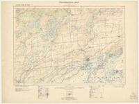 Gananoque, ON. 1:63,360. Map sheet 031C08, [ed. 1], 1916