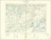 Gananoque, ON. 1:63,360. Map sheet 031C08, [ed. 3], 1929