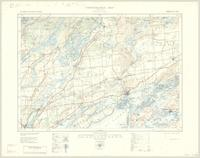 Gananoque, ON. 1:63,360. Map sheet 031C08, [ed. 4], 1933