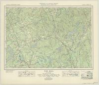 Coe Hill, ON. 1:63,360. Map sheet 031C13, [ed. 1], 1947