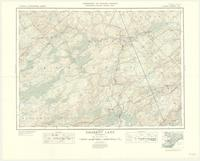 Sharbot Lake, ON. 1:63,360. Map sheet 031C15, [ed. 1], 1941