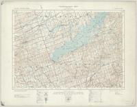 Rice Lake, ON. 1:63,360. Map sheet 031D01, [ed. 1], 1932