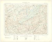 Rice Lake, ON. 1:63,360. Map sheet 031D01, [ed. 2], 1933