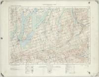 Scugog, ON. 1:63,360. Map sheet 031D02, [ed. 1], 1930