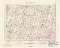 Newmarket, ON. 1:63,360. Map sheet 031D03, [ed. 3], 1939