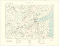 Barrie, ON. 1:63,360. Map sheet 031D05, [ed. 1], 1928