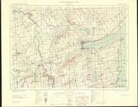 Barrie, ON. 1:63,360. Map sheet 031D05, [ed. 3], 1938