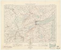Barrie, ON. 1:63,360. Map sheet 031D05, [ed. 4], 1940