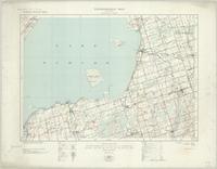 Beaverton, ON. 1:63,360. Map sheet 031D06, [ed. 1], 1929