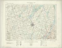 Lindsay, ON. 1:63,360. Map sheet 031D07, [ed. 1], 1931