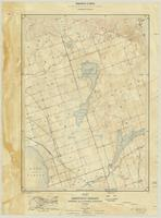 Brechin(East), ON. 1:63,360. Map sheet 031D11, [ed. 1], 1916