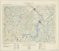 Carleton Place, ON. 1:63,360. Map sheet 031F01, [ed. 4], 1950