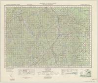 Clyde, ON. 1:63,360. Map sheet 031F02, [ed. 1], 1948