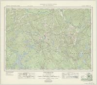 Denbigh, ON. 1:63,360. Map sheet 031F03, [ed. 1], 1948