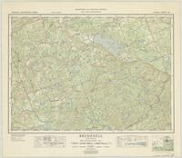 Brudenell, ON. 1:63,360. Map sheet 031F06, [ed. 1], 1948