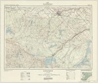 Renfrew, ON. 1:63,360. Map sheet 031F07, [ed. 2], 1938