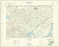 Renfrew, ON. 1:63,360. Map sheet 031F07, [ed. 3], 1940