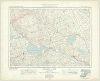 Golden Lake, ON. 1:63,360. Map sheet 031F11, [ed. 1], 1937